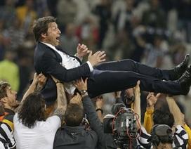 Juventus chiến thắng trong ngày ăn mừng chức vô địch Serie A