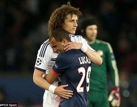David Luiz chính thức gia nhập PSG với giá 50 triệu bảng