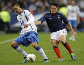 Pháp công bố danh sách dự World Cup: Nasri vắng mặt