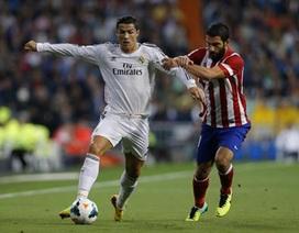 Atletico-Real đi vào lịch sử Champions League
