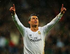 C.Ronaldo được đề cử giải Bàn chân vàng
