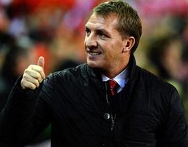 """Liverpool """"trói chân"""" Brendan Rodgers tới năm 2018"""