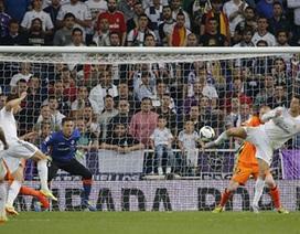 Chiêm ngưỡng lại siêu phẩm đánh gót khá dị của C.Ronaldo