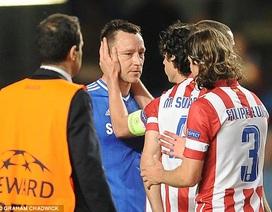 Terry bật khóc sau thất bại trước Atletico Madrid