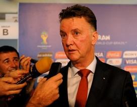 Van Gaal muốn 200 triệu bảng để tái thiết MU