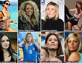 Tuyển thủ Italia được sex thoải mái ở World Cup