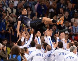 Zanetti rơi lệ, nói lời chia tay đầy xúc cảm với Inter