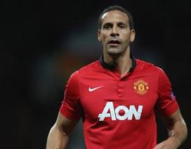 Rời MU, Rio Ferdinand gia nhập QPR