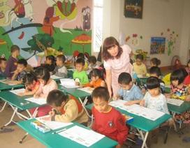 Nghệ An thiếu hơn 2.500 giáo viên mầm non