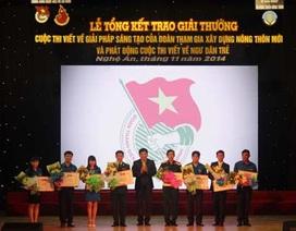 Phát động cuộc thi viết về ngư dân trẻ