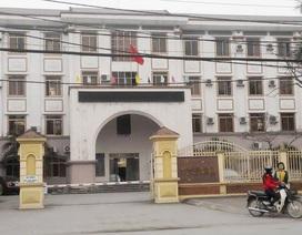 Sở GD-ĐT Nghệ An bị nhà thầu khởi kiện ra tòa án