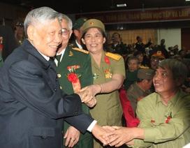 Cựu chiến binh chiến trường B4 - B5 gặp mặt nhân dịp 40 năm giải phóng Trị - Thiên