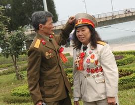 Đám cưới giữa chiến khu Trị - Thiên