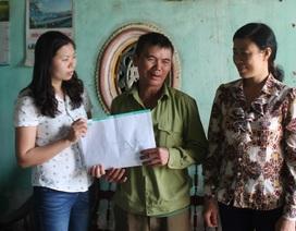 Gần 70 triệu đồng đến với 2 hoàn cảnh khó khăn ở Nghệ An