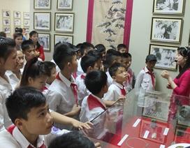 """Triển lãm """"Chủ tịch Hồ Chí Minh sống mãi trong lòng nhân dân và bạn bè quốc tế"""""""