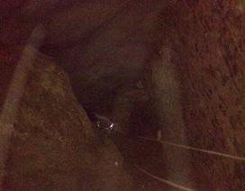 3 giờ vật lộn giải cứu người đàn ông bị rơi xuống hang sâu 70m