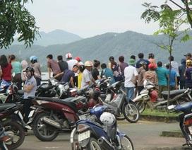 Thi thể hai nữ sinh cùng phòng trọ nổi trên sông Lam