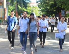 Cụm thi Vinh: 624 thí sinh không đủ điều kiện công nhận tốt nghiệp