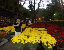 Đồng loạt khai mạc 68 chợ hoa