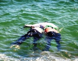 Phát hiện thi thể hai cụ già cột chặt vào nhau trên biển Nha Trang