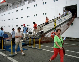 Khách tàu biển quốc tế đến Đà Nẵng cao kỷ lục