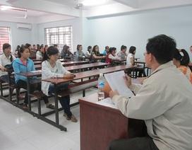 ĐH Tài chính - Marketing ưu tiên xét tuyển thẳng học sinh học trường chuyên