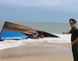Tìm được thi thể hai thuyền viên trong vụ chìm tàu cá