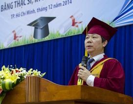 PGS.TS Dương Anh Đức được bổ nhiệm làm Phó Giám đốc ĐH Quốc gia TPHCM