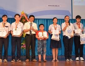 Học sinh TPHCM giành 2 giải Nhất Olympic Tài năng tiếng Anh