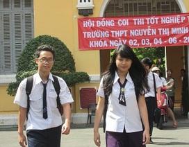 Phân bố thí sinh đăng ký cụm thi THPT quốc gia tại TPHCM