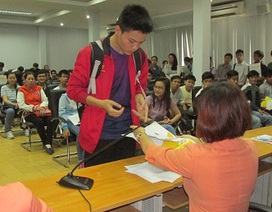 Xuất hiện thí sinh 60 tuổi đăng ký thi THPT quốc gia