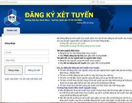 Trường ĐH Bách khoa TPHCM nhận hồ sơ đăng ký xét tuyển trực tuyến