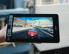 Đánh giá Acer Iconia One 7 B1-730: Máy tính bảng chip Intel hai nhân, màn hình IPS 7 inch
