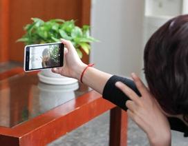 Smartphone selfie là xu hướng di động năm 2014