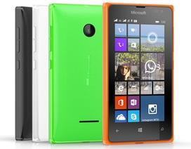 Lumia 532 - Món quà bất ngờ và ý nghĩa cho cha mẹ