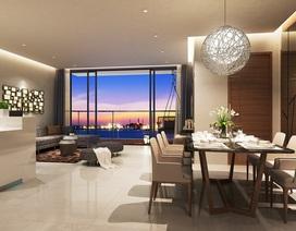 """Mãn nhãn với căn hộ mẫu Angia Riverside """"đẹp từng centimet"""" giá từ 1,2 tỷ đồng"""