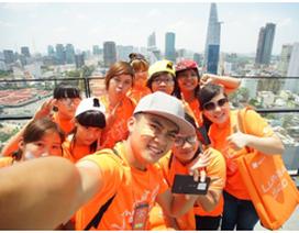 Thử thách YOLO Selfie thu hút hơn hàng ngàn bạn trẻ cả nước