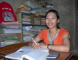 Cô thủ khoa 28 điểm nơi làng quê nghèo Quảng Trị