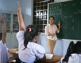 Vận động xây trường học ở huyện Trường Sa