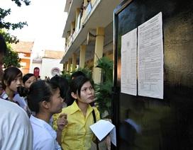 ĐH Đà Nẵng:  Hơn 13.000 chỉ tiêu tuyển sinh năm 2012