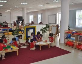 Nô nức ngày tựu trường tại Vincom Village