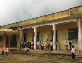 Thị trấn không có trường học ở Nam Định
