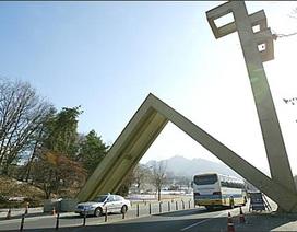 ĐH hàng đầu Hàn Quốc sắp đóng cửa Trường Luật
