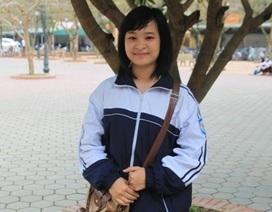 Nữ sinh xứ Nghệ giành giải Nhất quốc gia môn Văn