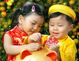 Mừng tuổi trẻ em và việc hình thành thói quen, nhân cách