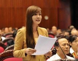 Gặp cô cử nhân 8X là đại biểu Quốc hội