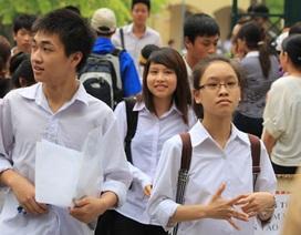 Tuyển sinh lớp 10 ở Hà Nội: Vẫn chỉ thi hai môn