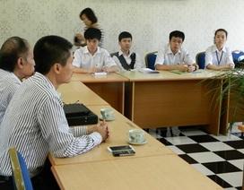 Lãnh đạo báo Dân trí chia sẻ kinh nghiệm giúp học sinh dự thi ISEF