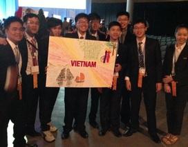 Romania đoạt giải cao nhất Hội thi Intel ISEF, Việt Nam giành 2 giải Tư