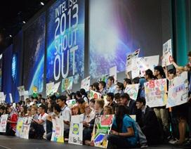 Thí sinh gốc Việt giành nhiều giải phụ Hội thi Intel ISEF 2013